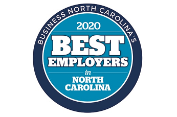 2020 Best Employers in NC